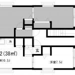 ★カーサ・イズミ★学芸大14分★2階★角部屋★オートロック